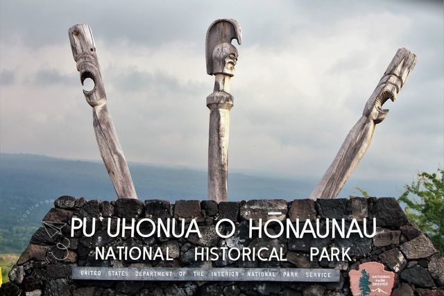 Hawaii's Historical Place of Refuge