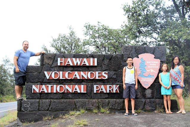 Volcanoes National Park, Hawaii – to all who wander