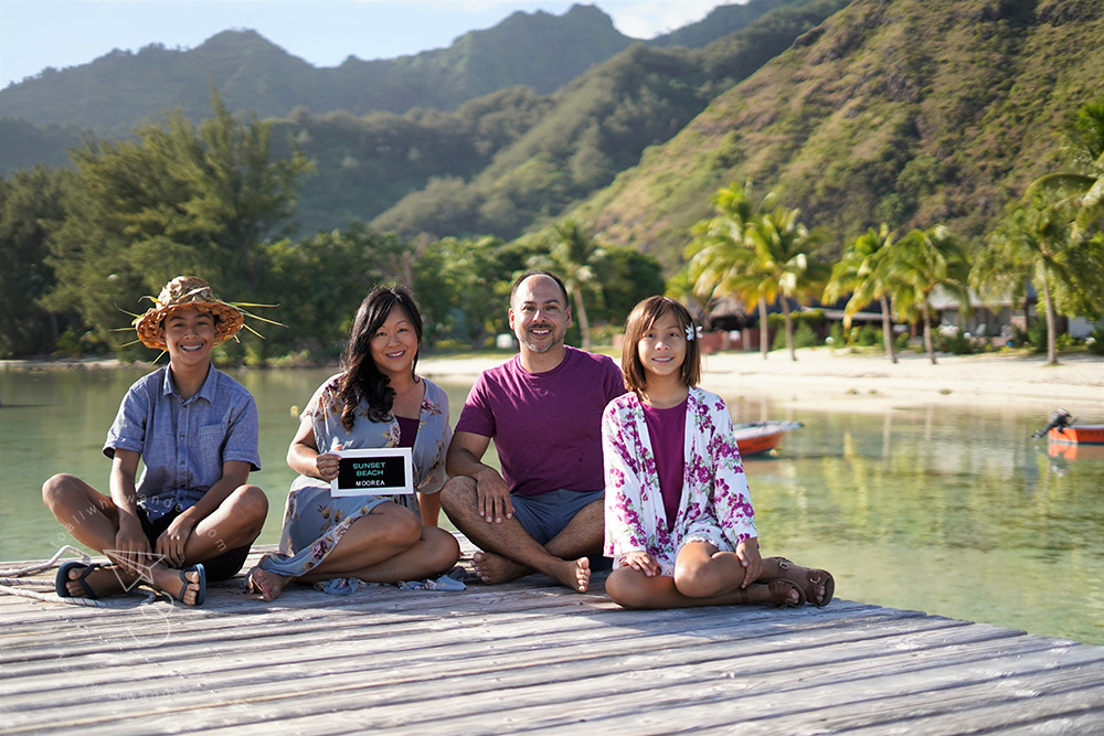 Tahiti is not just for honeymooners – to all who wander