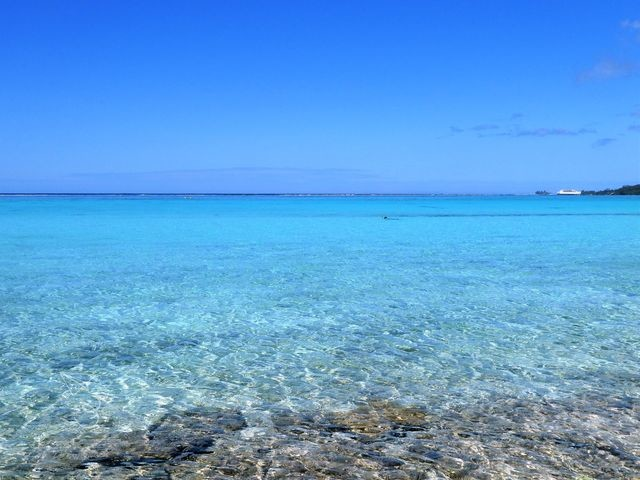 Snorkeling Moorea, Tahiti – to all who wander