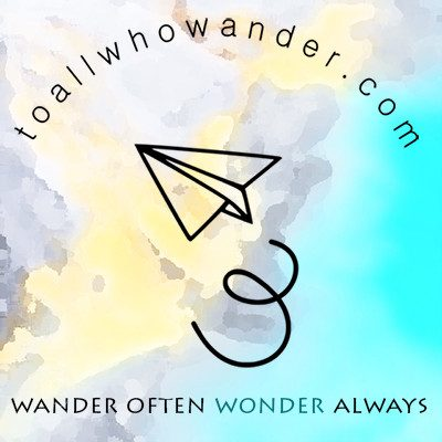 to all who wander